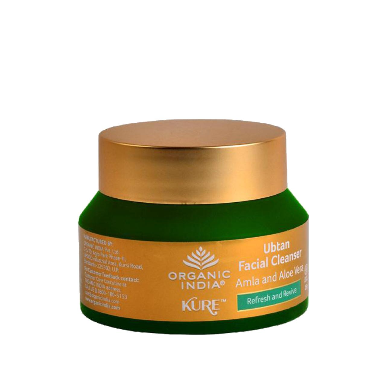 Ubtan Facial Cleanser Amla Aloe Vera 25g